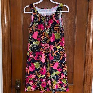 Lands' End Swim Cover-up Dress